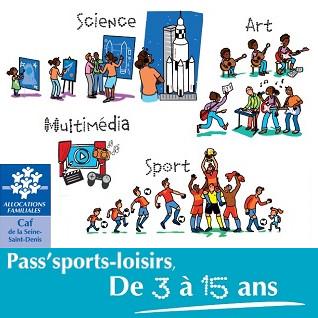 Pass Loisirs CAF Judo Vienne